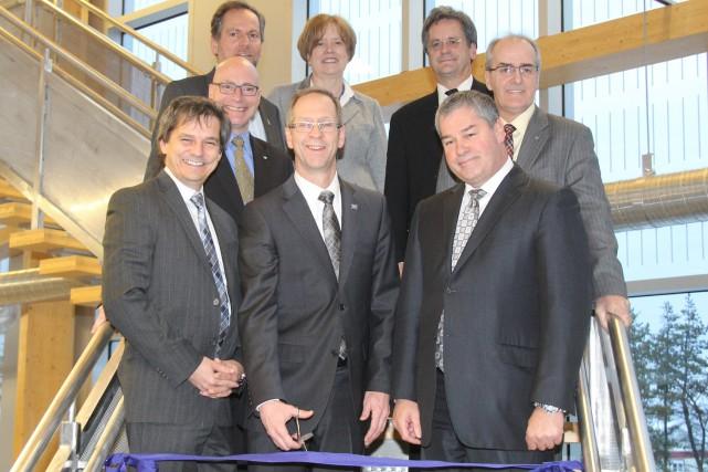 L'Université du Québec à Chicoutimi (UQAC) renforce sa présence sur la... (Courtoisie)