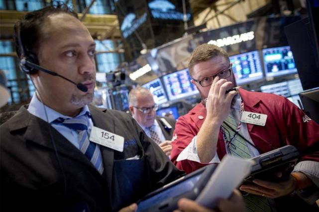Mardi, «les indices profitent d'une très bonne nouvelle... (PHOTO BRENDAN MCDERMID, REUTERS)