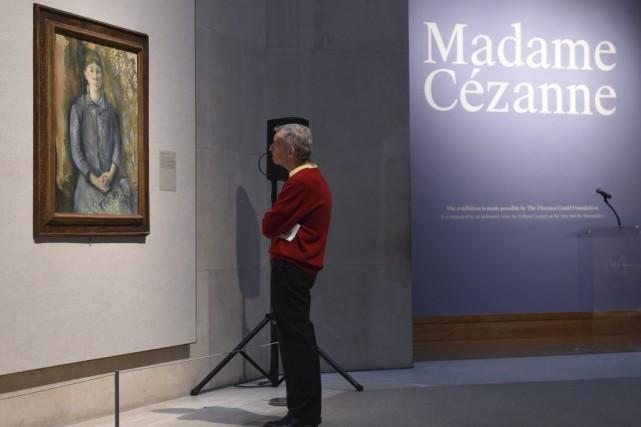 Longtemps cachée, toujours mal-aimée, Hortense Fiquet était la femme et le... (Photo: AFP)