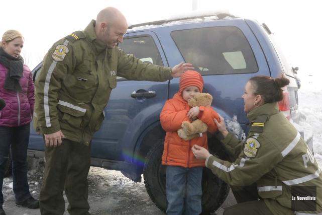 Un accident peut être traumatisant pour un enfant.... (Photo: Sylvain Mayer, Le Nouvelliste)