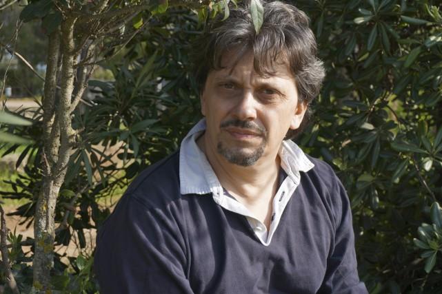 Bernard Biancarelli... (Photo: fournie par l'Association des éditeurs de Corse)