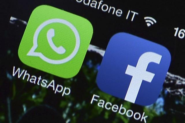 L'Autorité italienne de la concurrenceestime que WhatsApp «a... (PHOTO GABRIEL BOUYS, ARCHIVES AGENCE FRANCE-PRESSE)