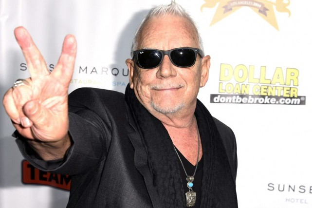 Eric Burdon sera en spectacle à l'Olympia, ce... (Photo: archives Reuters)