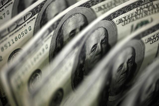 L'excédent américains'est établi à 152,7 milliards en septembre,... (PHOTO ARCHIVES REUTERS)
