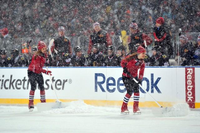 À compter de samedi, les responsables des patinoires... (Archives Reuters)