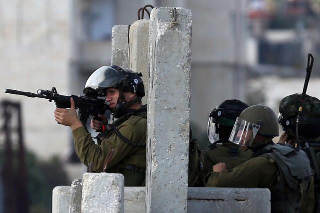 Les assaillants ont tué trois Américains et un... (Photo: AFP)
