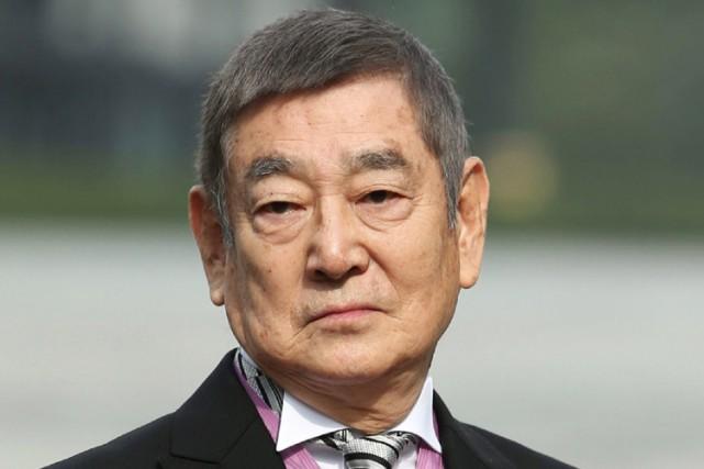 Ken Takakura en novembre 2013.... (Archives AFP)