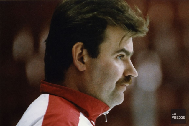 Pat Burns a été intronisé lundi au Temple... (Photo archives La Presse)
