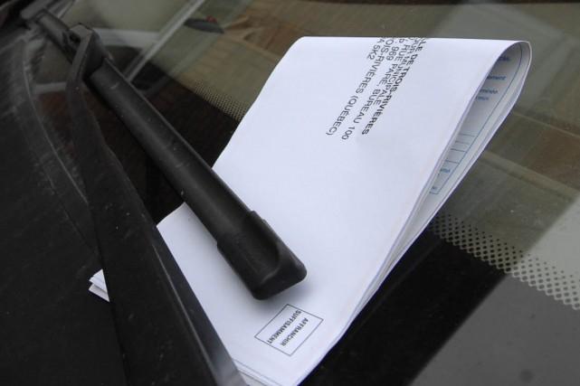 302 constats d'infractions ont été distribués dans la...