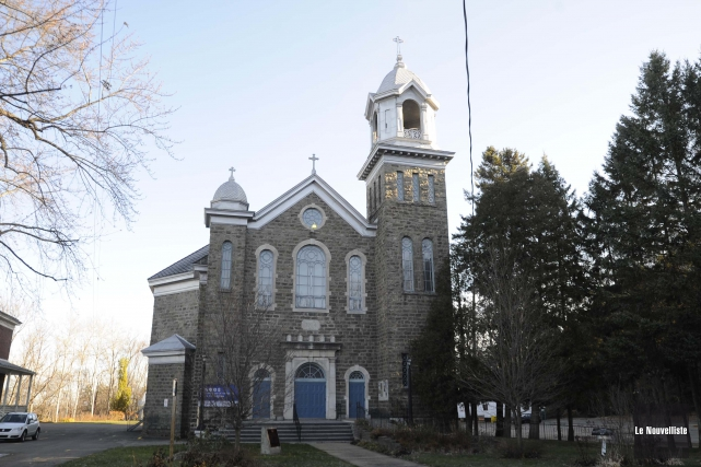 L'église Notre-Dame-de-la-Présentation du secteur Shawinigan-Sud sera consacrée par... (Photo: Sylvain Mayer Le Nouvelliste)