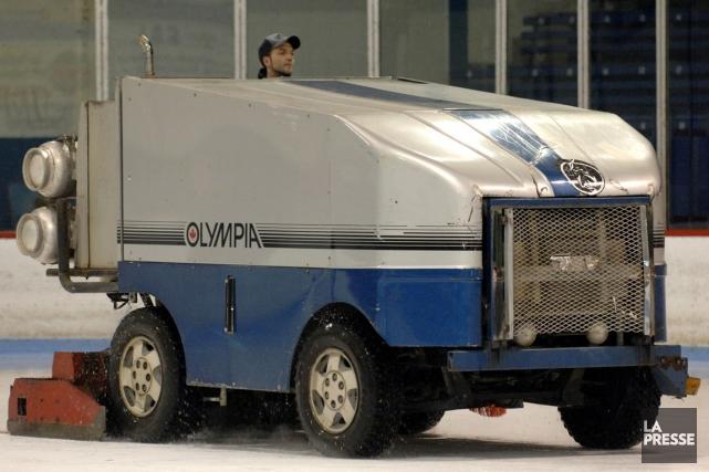 Les directeurs généraux ont décidé de cesser le nettoyage de la glace avant la... (Photo: Archives La Presse)
