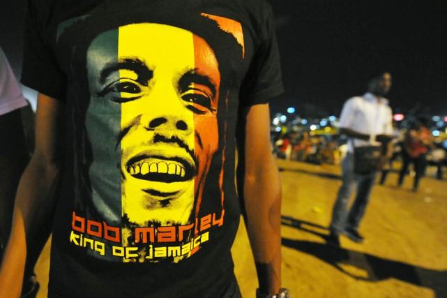 Le nom de Bob Marley sera dorénavant associé... (PHOTO SIA KAMBOU, ARCHIVES AFP)