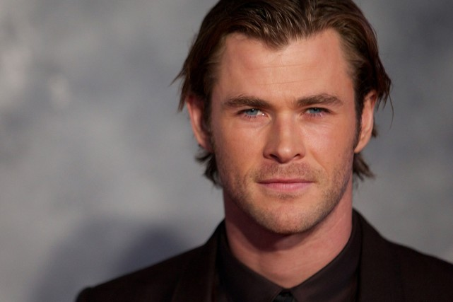 Chris Hemsworth... (Photo: archives AFP)