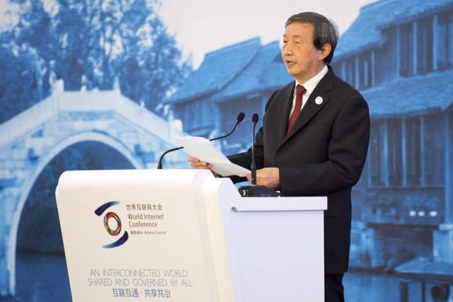Le vice-premier ministre chinois Ma Kai s'est exprimé... (PHOTO JOHANNES EISELE, AFP)