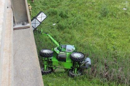 L'accident de travail est survenu en juillet 2013.... (Photo fournie par la CSST)
