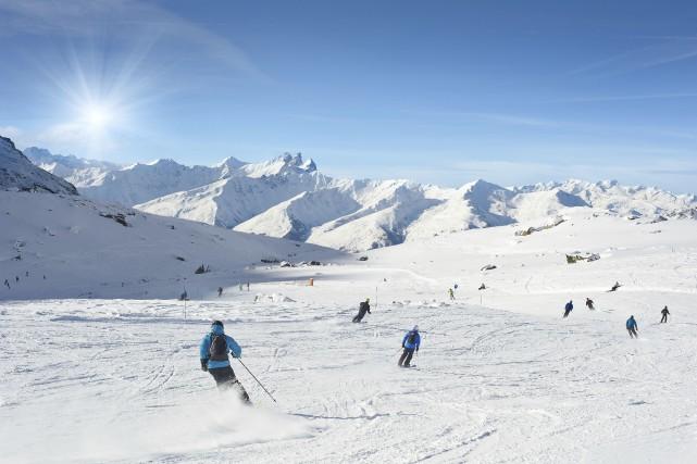 La France est redevenue l'hiver dernier la première destination mondiale pour... (PHOTO DIGITAL/THINKSTOCK)