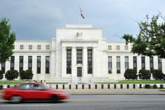 La croissance de l'économie des États-Unis pourrait être affectée à moyen terme... (PHOTO KAREN BLEIER, ARCHIVES AFP)