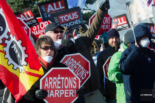 Des dizaines d'employés de Statistique Canada oeuvrant dans... (Imacom, Jessica Garneau)
