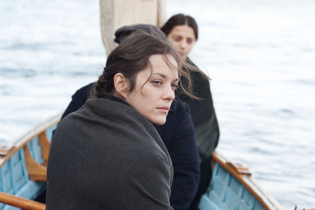 The Immigrant, avec Marion Cotillard (2013).... (Photo: fournie par The Weinstein Company)