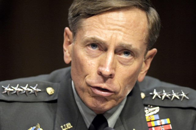 David Petraeus... (Photo Archives AP)