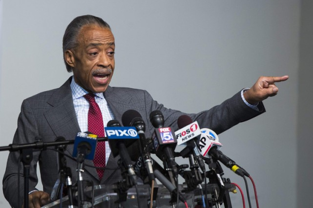 Al Sharpton... (Photo: Reuters)