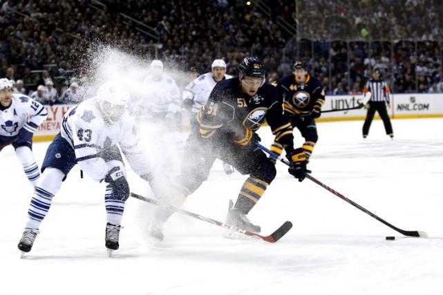 Les Maple Leafs (9-8-2) ont perdu leurs trois... (Photo: Reuters)