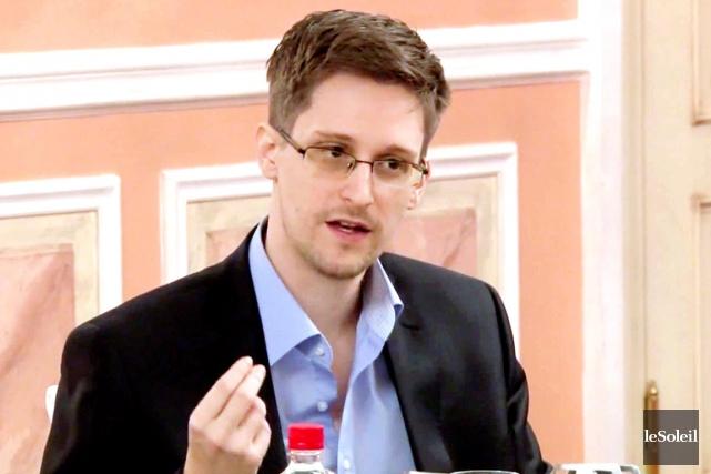 Le documentaire Citizenfour - l'histoire d'Edward Snowden -... (Photothèque Le Soleil)