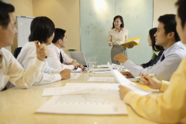 Les femmes assurant des responsabilités présentent davantage de... (Photo Digital/Thinkstock)