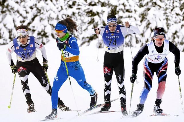 Simon Lapointe, Sophie Carrier-Laforte, Alexis Turgeon et Nicholas... (Courtoisie)
