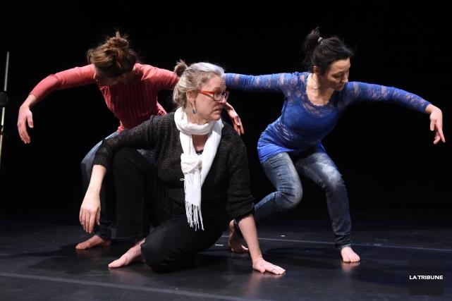 Les interprètesAmélie Lemay-ChoquetteetAnnie Deslongchampspartageront la scène avec deux... (Imacom, Maxime Picard)