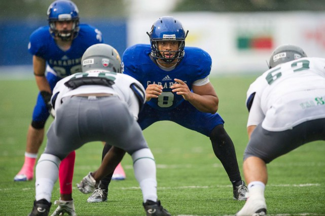 Chez les Carabins, on ne tentera pas de... (Photo James Hajjar, Photo de courtoisie)
