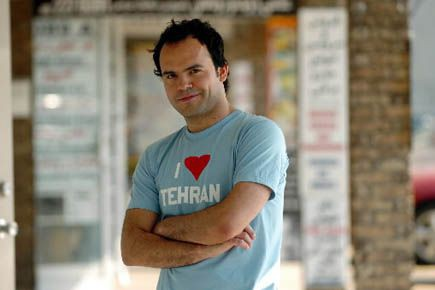 Le blogueur Hossein Derakhshan.... (PHOTO ARCHIVES LA PRESSE CANADIENNE)