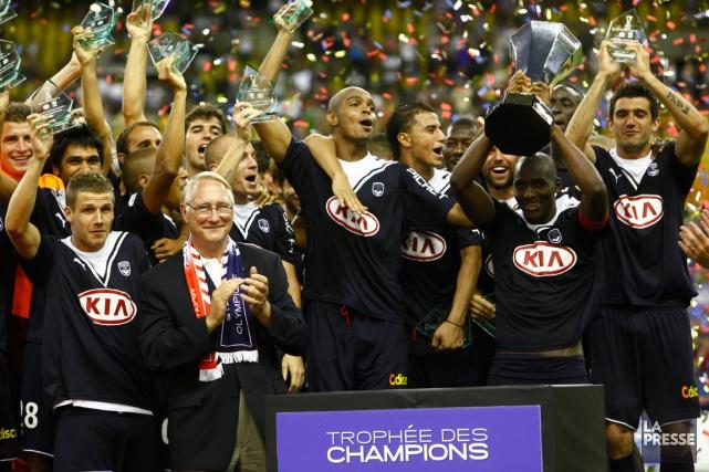 Le Trophée des Champions s'était déjà tenu à... (Photo David Boily, archives La Presse)