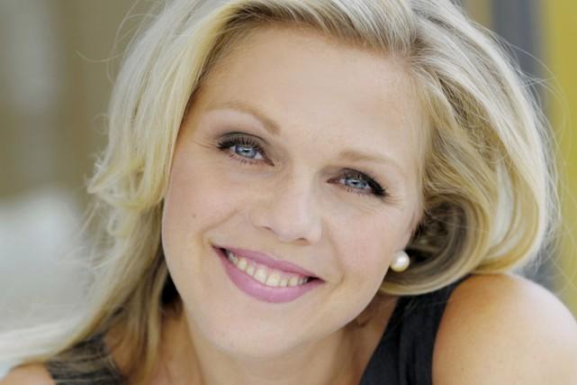 La soprano suédoise Miah Persson... (Photo: fournie par l'OSM)