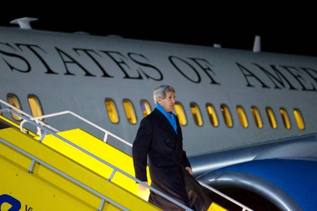 C'est dans ce contexte assombri que le chef... (PHOTO VLADIMIR SIMICEK, AFP)