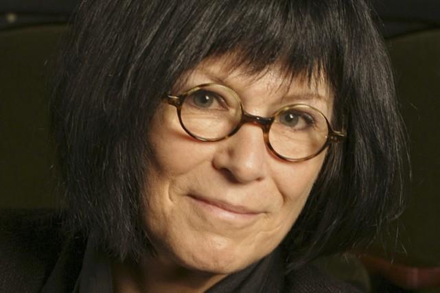 Denise Desautels... (Photo: fournie par le Salon du livre de Montréal)