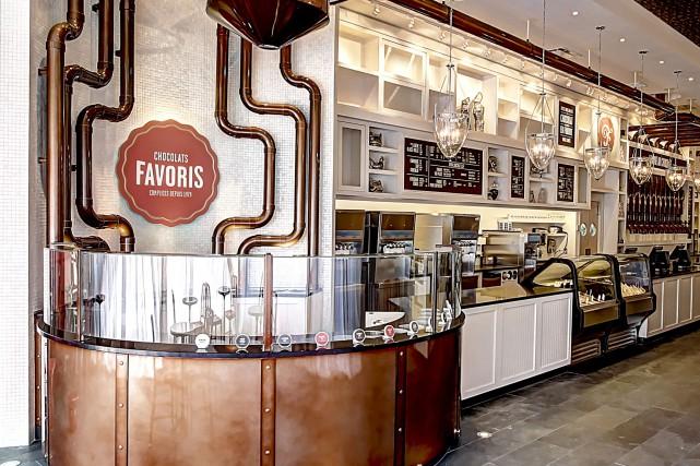 Chocolats Favoris ouvrira une succursale à Sherbrooke au printemps.L'équipe... (Photo fournie)