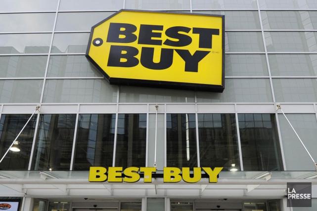 Les ventes du troisième trimestre de Best Buy ont enregistré une hausse... (Photo archives Reuters)