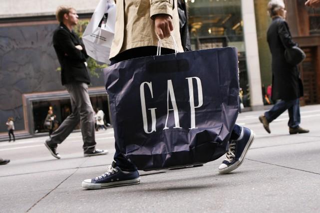 Après plusieurs années de déroute, Gap a entamé... (Photo LUCAS JACKSON, archives REUTERS)
