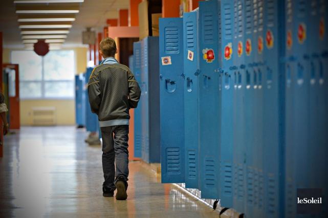 La fusion des commissions scolaires promise par le... (Photothèque Le Soleil, Pascal Ratthé)
