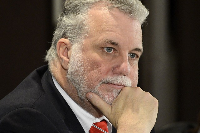 Philippe Couillard... (PHOTO D'ARCHIVES)