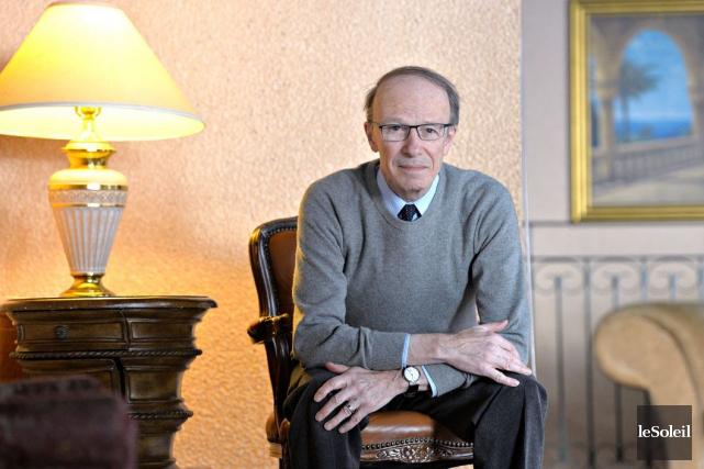 L'économiste Pierre Fortin estime que la situation budgétaire... (Photo Pascal Ratthé, archives Le Soleil)