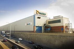 L'usine montréalaise du groupe industriel finlandais Metso, dans... (Photo tirée du site de Metso)