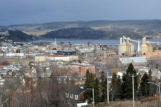 Le couperet vient de tomber! Monsieur le maire de Saguenay, Jean Tremblay, nous... ((Archives))