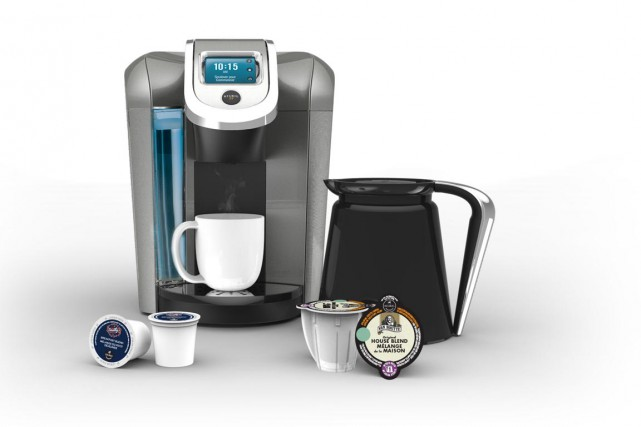 Keurig 2.0 K500... (PHOTO FOURNIE PAR KEURIG)