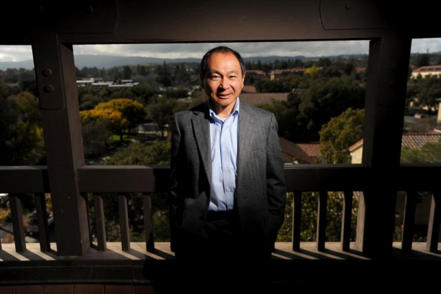 Francis Fukuyama... (Photo Noah Berger, The New York Times)