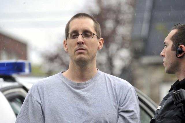 Patrick Bachand a été condamné, jeudi, à une... (Stéphane Lessard)