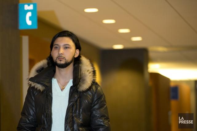 L'accusé Arif Afghanin'en était pas à ces premiers... (PHOTO IVANOH DEMERS, La Presse)