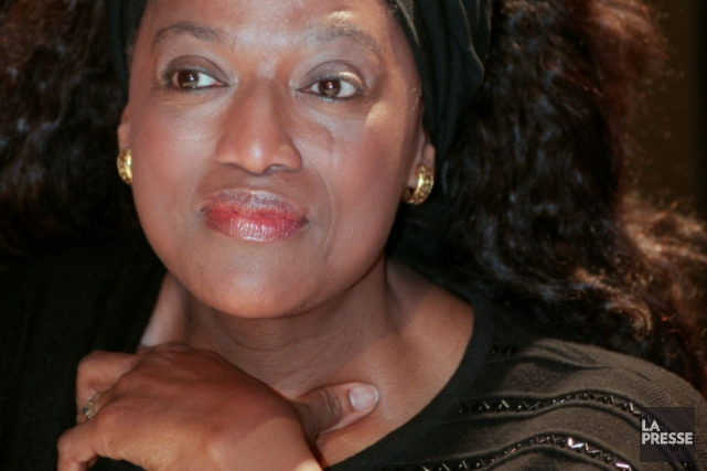 La légendaire soprano Jessye Norman... (Photo Robert Mailloux, Archives La Presse)