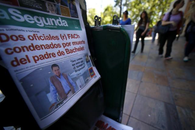 Deux militaires à la retraite ont été condamnés à la prison, vendredi, pour... (Photo IVAN ALVARADO, Reuters)